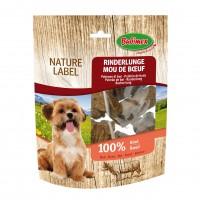 Friandises pour chien - Mou de boeuf Nature Label Bubimex