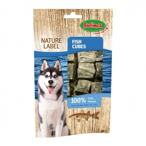 Friandise & complément - Peau de cabillaud Naturel Label  pour chiens