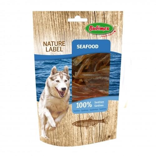 Friandise & complément - Poisson séché Nature Label  pour chiens