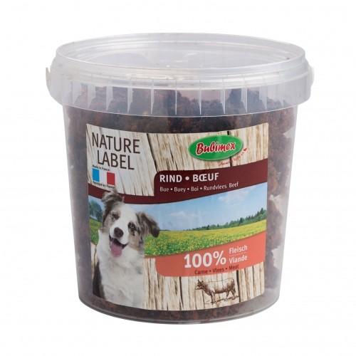 Friandise & complément - Morceaux de viande Naturel label  pour chiens