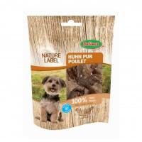 Friandises pour chien - Poulet lyophilisé Nature Label Bubimex