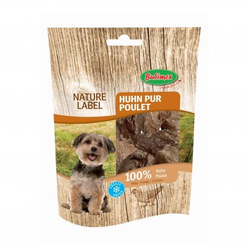Friandise & complément - Poulet lyophilisé Nature Label pour chiens