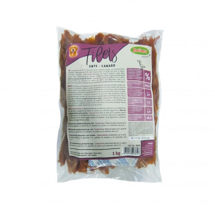 Filets de viande pour chien