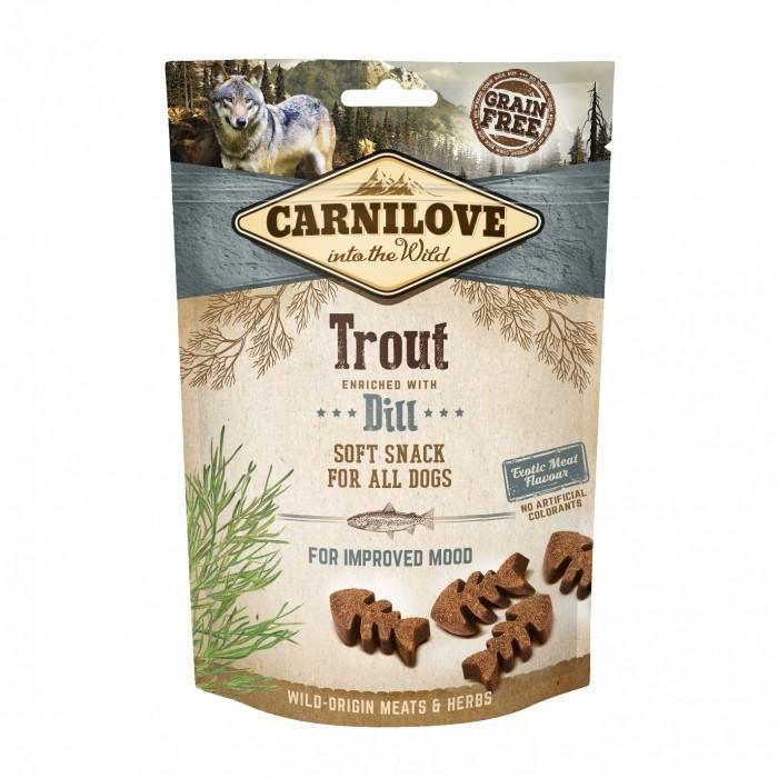 Soft Snack - Truite et aneth