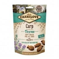 Friandises pour chien - Soft Snack - Carpe et thym Carnilove
