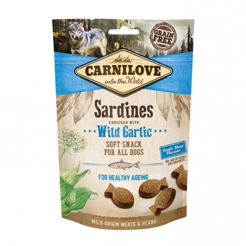 Friandise & complément - Soft Snack - Sardines et ail pour chiens