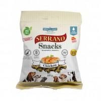 Friandises pour chien - Snack Sans gluten pour chien Serrano