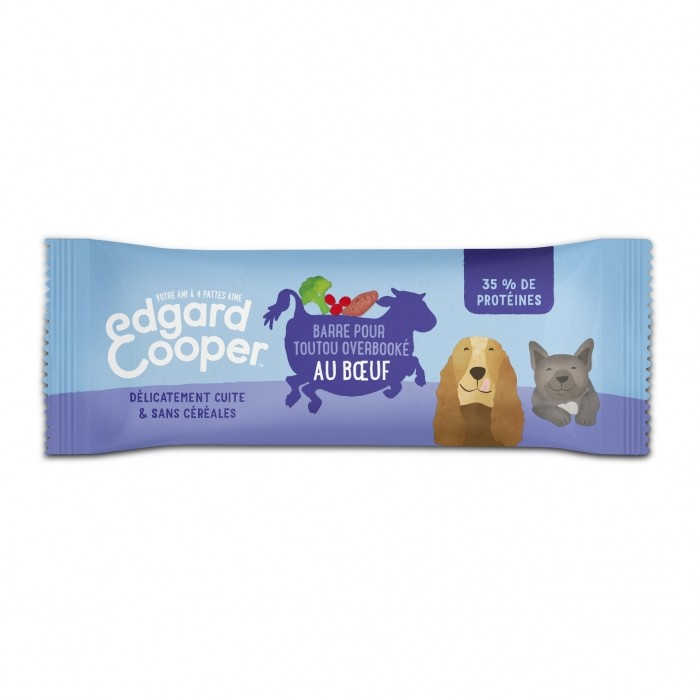 Friandise & complément - Barre protéinée pour chiens