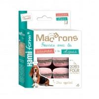 Friandises pour chien - Macarons Fourrés Hamiform