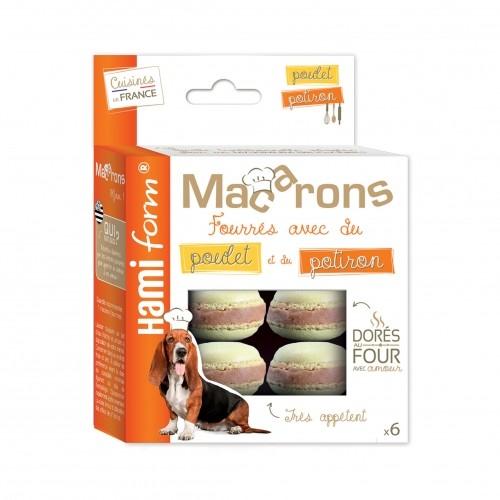 Friandise & complément - Macarons Fourrés pour chiens