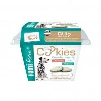 Friandise & complément - Cookies dorés au four