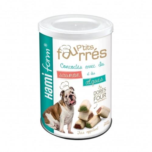 Friandise & complément - P'tits fourrés dorés au four pour chiens