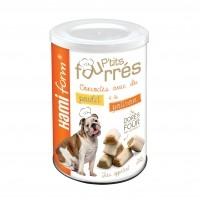 Friandises pour chien - P'tits fourrés dorés au four Hamiform
