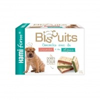 Friandises pour chien - Biscuits dorés au four  Hamiform