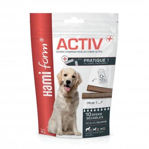 Friandise & complément - Sticks sécables Activ+ pour chiens