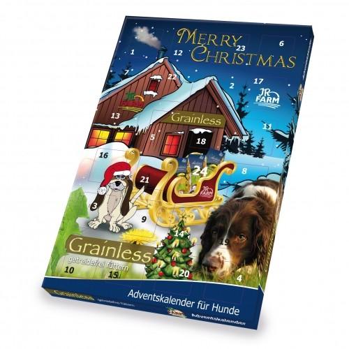 Friandise & complément - Calendrier de l'Avent pour chiens