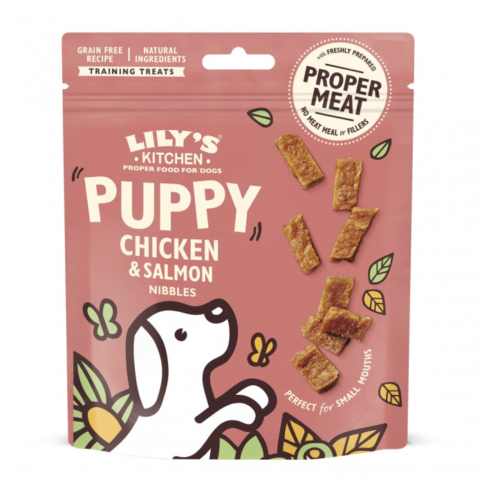 Friandise & complément - Friandises en lamelles pour chiot pour chiens