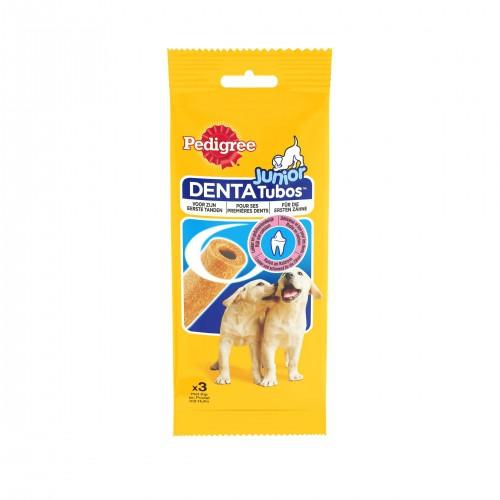 Friandise & complément - Dentastix Tubos Junior pour chiens