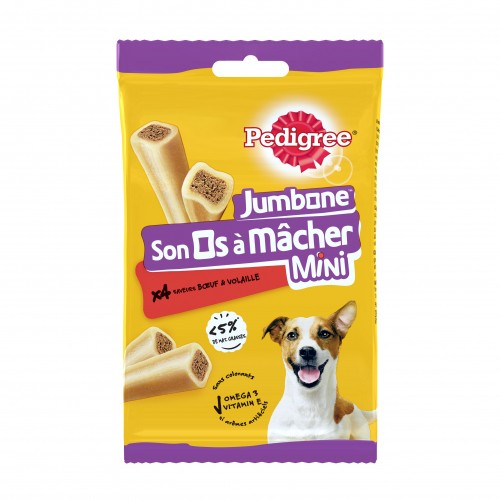 Friandise & complément - Son os à mâcher Jumbone pour chiens