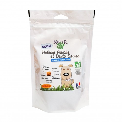 Friandise & complément - Nestor Bio pour chiens