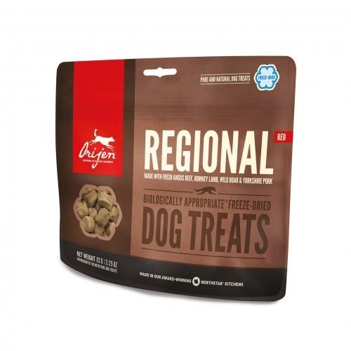 Friandise & complément - Friandises Lyophilisées Regional Red pour chiens