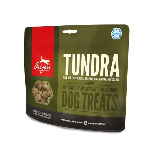 Friandise & complément - Friandises Lyophilisées Tundra Treats pour chiens