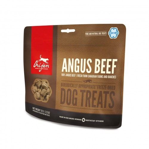 Friandise & complément - Angus Beef Singles Treats  pour chiens