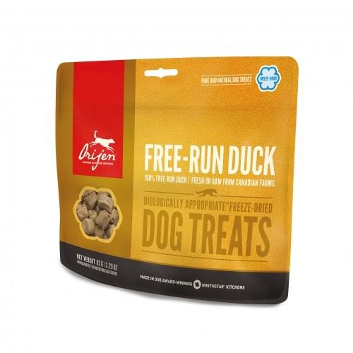 Friandise & complément - Free-Run Duck Singles Treats  pour chiens