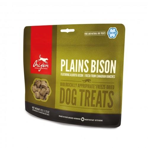 Friandise & complément - Plains Bison Singles Treats pour chiens