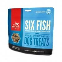 Friandises pour chien - Friandises Lyophilisées 6 Fish Orijen