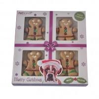 Friandise pour chien - Pains d'épice de Noël Pet Brands