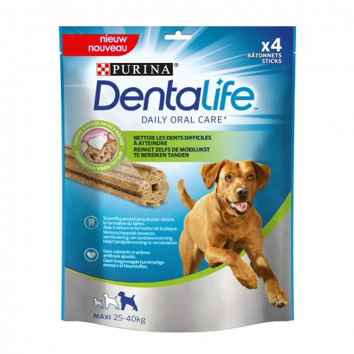 Soin et hygiène du chien - Dentalife bâtonnets à mâcher pour chiens