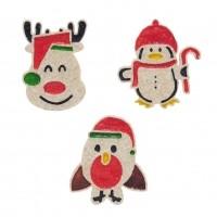 Friandises pour chien - Friandises Animaux de Noël Rosewood