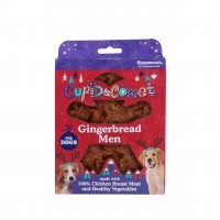 Friandise pour chien - Friandises bonhomme de pain d'épices à la viande Rosewood