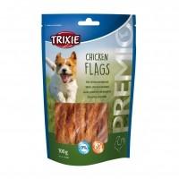 Friandises pour chien - Premio Chicken Flags Trixie