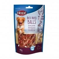 Friandises pour chien - Premio Rice Duck Balls Trixie