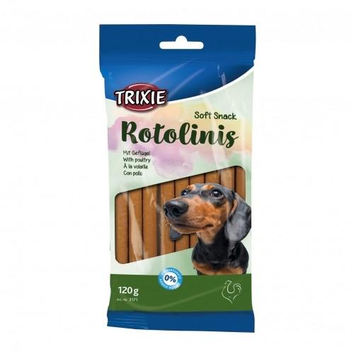 Friandise & complément - Soft Snack Rotolinis pour chiens