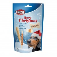 Friandises pour chien - Boîte cadeau Noël - 6 pièces pour chien Trixie