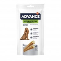 Friandises pour chiens - Dental Care Stick, contre la formation de tartre Advance