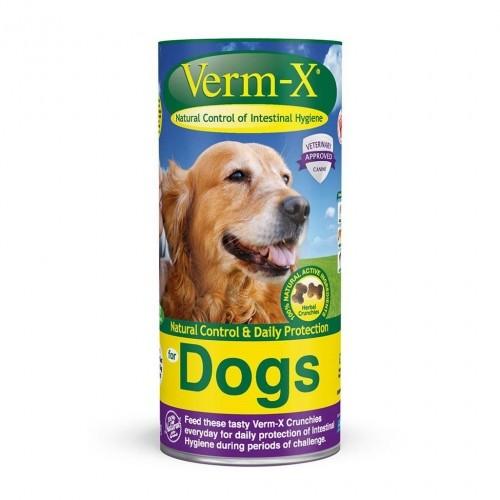 Friandise & complément - Verm-X Dogs - Hygiène intestinale (bouchées) pour chiens