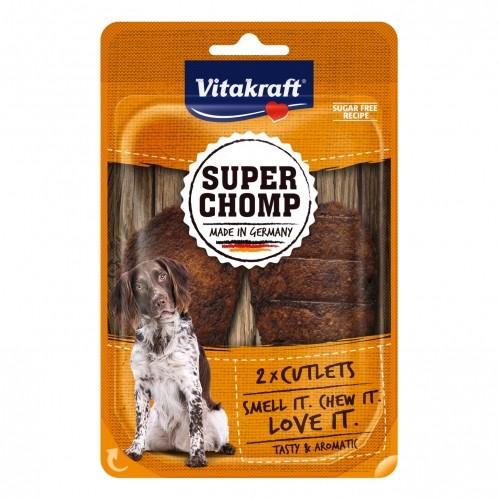 Friandise & complément - Côtelettes Super Chomp pour chiens