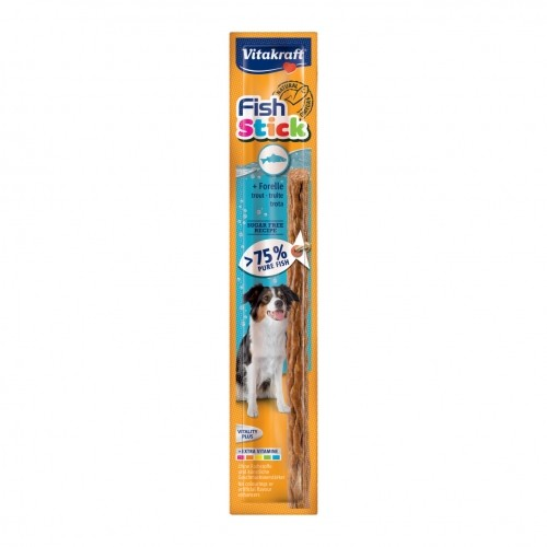 Friandise & complément - Sticks Truite pour chiens