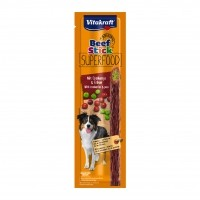 Friandises pour chien - Beef Stick Superfood Vitakraft