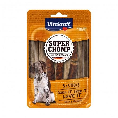 Friandise & complément - Sticks Viande Super Chomp pour chiens