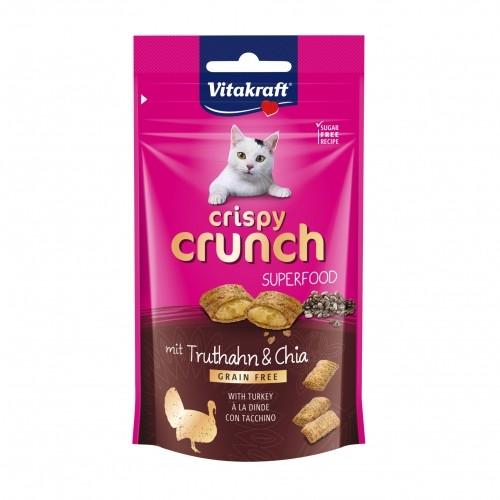 Friandise & complément - Crispy Crunch pour chats