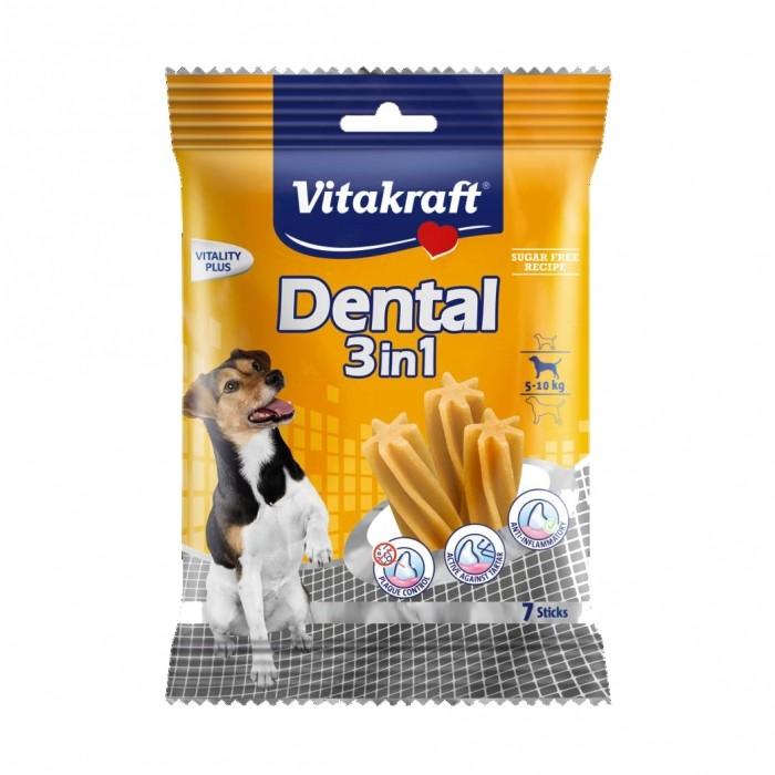 Friandise & complément - Dental 3 in 1 pour chiens