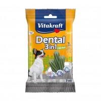 Friandise pour chien  - Dental 3 en 1 Fresh Vitakraft