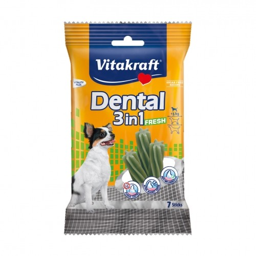 Friandise & complément - Dental 3 en 1 Fresh pour chiens