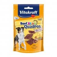 Friandises pour chien  - Beef Sticks Quadros  Vitakraft
