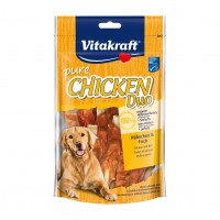 Friandises pour chien  - Chicken Duo  Vitakraft
